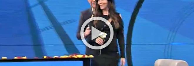 Sabrina Ferilli smentisce le voci sulla gravidanza