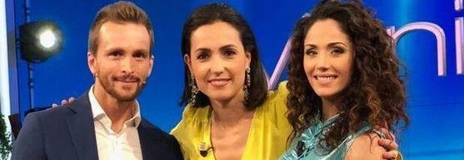 Caterina Balivo, proposta di matrimonio in diretta a Vieni da me per Vera Santagata