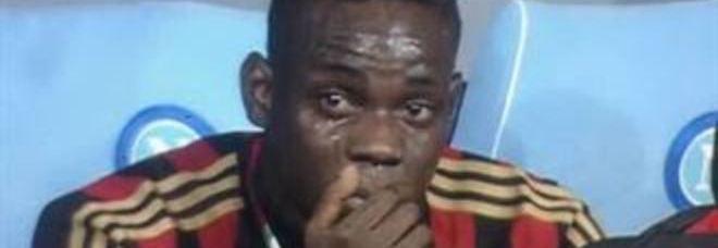 Raffaella Fico: «Vi spiego perché Balotelli pianse a Napoli». Ed è gaffe