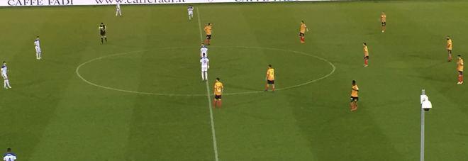 Lecce - Matera, match finito 0 a 0