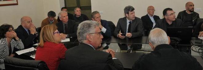 L'incontro tra Anas, Regione, Provincia di Lecce e sindaci
