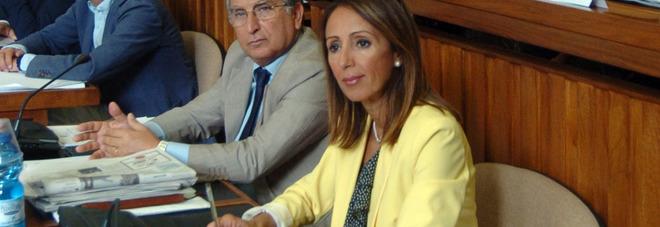 L'assessore Maria Greco