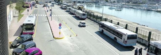 Il terminal per i bus cambia volto. Polemica sul capolinea di Cimino