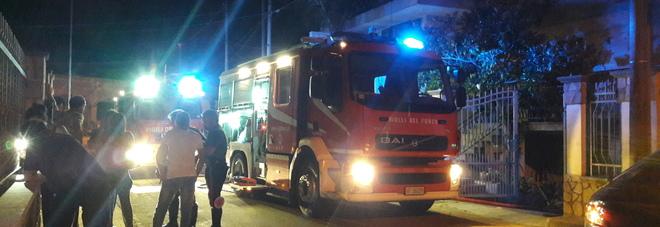 Mistero in paese: auto rubata e data alle fiamme