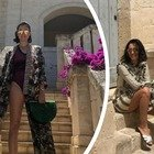 Caterina Balivo supersexy in vacanza: boom di like per le foto in costume