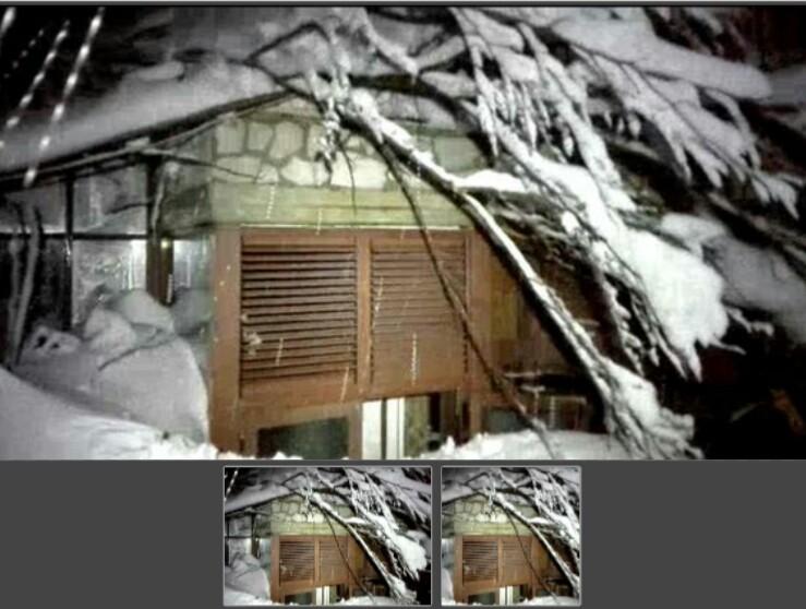 Emergenza centro Italia Trovate vive sei persone nell'hotel sotto la slavina