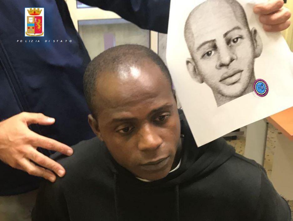 Stupro di Rimini: Butungu confessa,