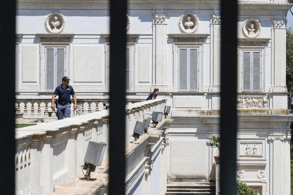 Villa Pamphili Stati Generali Conte
